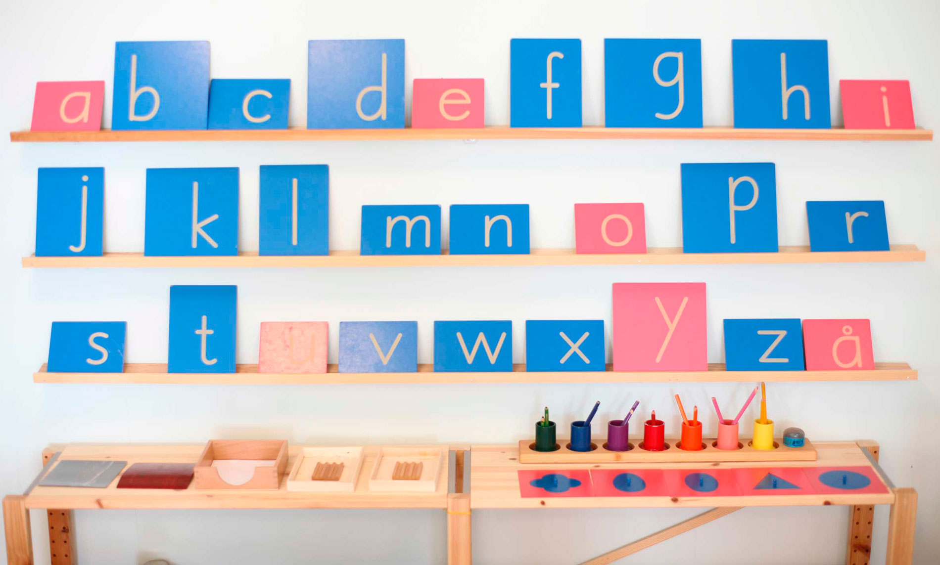 Om montessori web